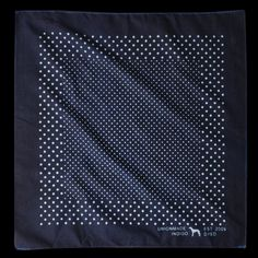 SMALL TRADE COMPANY BANDANA - $80.00