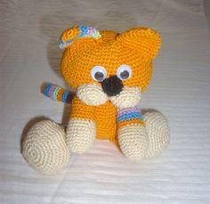 gatito crochet