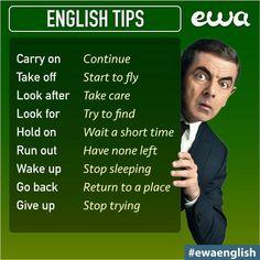 Slang English, English Sentences, English Idioms, English Phrases, Learn English Words, English Lessons, English Learning Spoken, Teaching English Grammar, English Language Learning