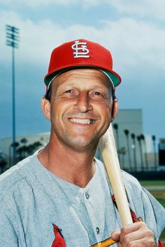 Stan Musial, one of baseball's greatest hitters and a Hall of Famer with the St. Louis Cardinals for more than two decades, died Saturday January 19th, 2013. He was 92. Stan the Man won seven National League batting titles, was a three-time MVP and helped the Cardinals capture three World Series championships in the 1940s.