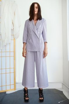 Rodebjer Pre-Fall 2015 Fashion Show