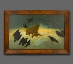 Joshua Lowenfels, Works of Art, Folk Art to Fetish, Sheep and Crows