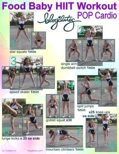 Blogilates Pop Cardio