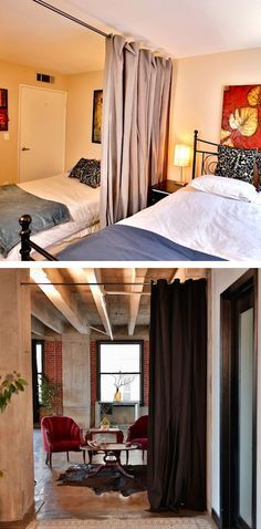 Inspirational Curtain Loft Apartments
