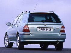 Honda Civic Aerodeck (1998 – 2001).