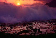 Top 10 Destinations For Rice Terraces incl. Nepal, Yunnan, Banaue, Bali & Machu Pichu | Spot Cool Stuff: Travel