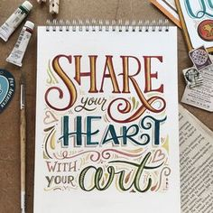 Ideas for quotes calligraphy handwriting heart Calligraphy Quotes Doodles, Brush Lettering Quotes, Doodle Quotes, Hand Lettering Quotes, Creative Lettering, Lettering Styles, Calligraphy Letters, Typography Letters, Lettering Design