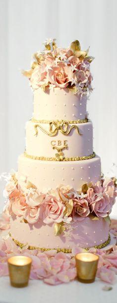 Wedding ● Cake ● Pink