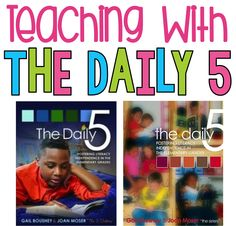 Tips and Freebies for the Daily 5!