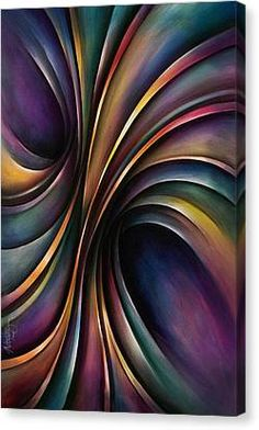 Abstract Design 55 by Michael Lang - Abstract Design 55 Painting - Abstract Design 55 Fine Art Prints and Posters for Sale Abstract Canvas, Canvas Art, Painting Abstract, Fractal Art, Painting Techniques, Painting Inspiration, Painting & Drawing, Fine Art America, Art Drawings