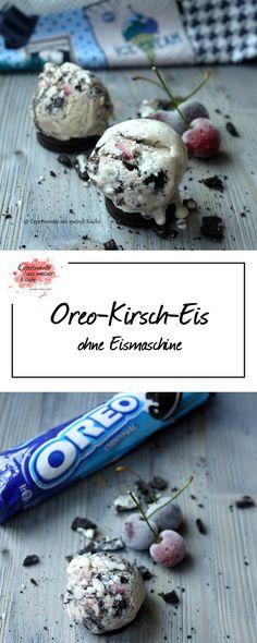 Oreo-Kirsch-Eis | Rezept