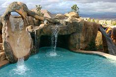 unique pools images | Custom Pools | Prestige Custom HomesPrestige Custom Homes