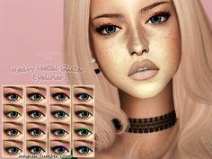 ANGISSI's Heavy Metal Glitter Eyeliner