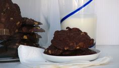 Double Chocolate Walnut Cookies from P. Allen Smith
