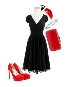 That little black dress...