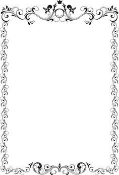 free printable wedding clip art borders and backgrounds invitation