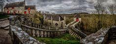 Ste Barbe - Chapelle St Barbe, Le Faouet, Bretagne