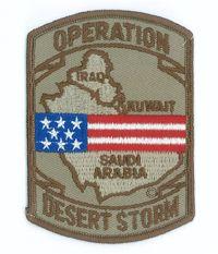 Veteran of Operation Desert Storm  (1990)