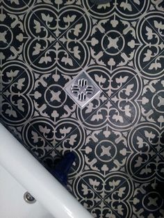 Obyčejná podlahová vpust nemusí být neestetická...