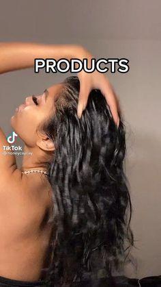 Wavy Hair Care, Curly Hair Tips, Curly Hair Styles, 3a Hair, Hair Cutting Videos, Hair Videos, Curling, Hair Style Vedio, Curly Hair Routine