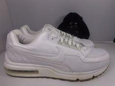 0b511a0c15e335 Mens Nike Air Max LTD Men s Basketball Shoes Size 13 US Vintage 2005  Nike