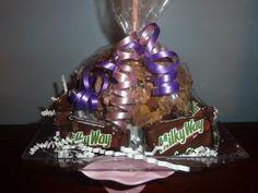 Milky Way Chocolate Caramel Apple Platter $12.50