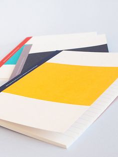 Notebooks and notepads from Rifle Paper Co, Korean designers, including to do lists, shopping notepads and weekly desk pads. Shop stationery at Papermash.