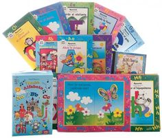 Alfabeto Little Book Collection - Curriculum   Frog Street Press