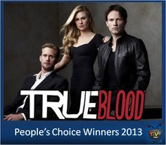 People's Choice Winners - Favorite Premium Cable TV Show:True Blood