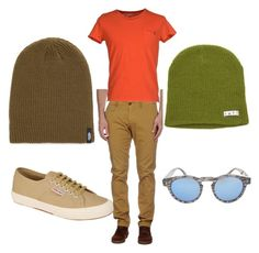 Outfit inspired by Doc from Snow White and the Seven Dwarves by anna-oliphant-dun on Polyvore featuring polyvore, 40WEFT, Maison Clochard, Superga, Illesteva, Vans, Neff, mens, men, men's wear, mens wear, male, mens clothing, mens fashion, disney, snowwhite and doc