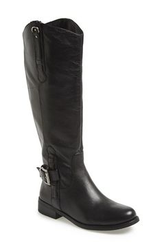 Vince Camuto 'Kriton' Riding Bootie (Women) (Nordstrom Exclusive) available at #Nordstrom