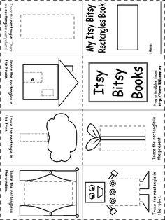 Prek Print Out Activity Sheets - - Yahoo Image Search Results Preschool Curriculum, Preschool Printables, Homeschool Math, Preschool Kindergarten, Preschool Shapes, Homeschooling, Colegio Ideas, Pre K Activities, Alphabet Activities