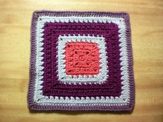 Ravelry: BankerLady's Maggies Square