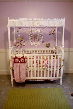 maddie's owl nursery