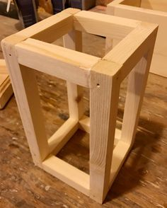 Oct 2018 - Step by step tutorial to build your own DIY Christmas Lantern Post from scrap wood and old spindles. Woodworking Projects Diy, Diy Wood Projects, Wood Crafts, Woodworking Magazine, Woodworking Workbench, Custom Woodworking, Woodworking Furniture, Christmas Lamp Post, Easy Christmas Crafts