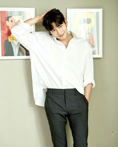 [CF] It's a Christmas (24)Miracle! Enjoy these behind-scenes photos of Ji Chang Wook taken during the making of his 24MIRACLE CF back in July 2017.
