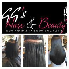 Gorgeous hair extensions fitted in our Plymouth salon Call Plymouth's Hair Extension Specialists GG's on 01752 220609 for your FREE no obligation consultation www.ggssalon.com #beautyworks #hairextensionsplymouth #microrings #hair #extensions #plymouth #celebrity hair https://www.facebook.com/ggshairextensionsplymouth/photos/a.768404266551874.1073741825.768404209885213/987767317948900/?type=3