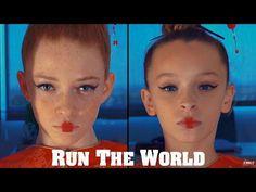 Run The World - Taylor Hatala   Larsen Thompson   Janelle Ginestra   Tim Milgram @beyonce #2NE1 - YouTube