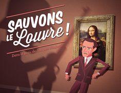 Vous êtes Jacques Jaujard, directeur des musées nationaux et vous devez sauver les chefs d'œuvre du Louvre du pillage nazi pendant la Seconde Guerre mondiale.