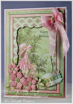 Happy Birthday - Heartfelt Creations