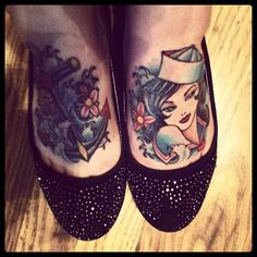 <b>Girly</b> <b>Anchor</b> <b>Tattoos</b> - <b>Tattoo</b> world