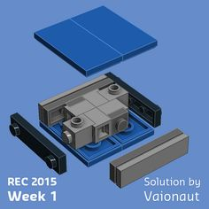 My solutions for the Reverse Engineering Contest 2015