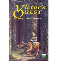 69 - Victor's Quest by Pamela Freeman