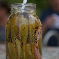 Pickled Okra - FineCooking
