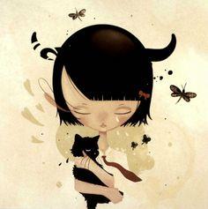 Ilustración de Candy Bird