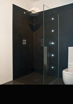 Coloured Glass Splashbacks Are A Modern Alternative To Tiles - Alternative to tiles in shower cubicle