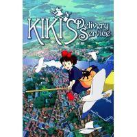 Kiki's Delivery Service Movie Review