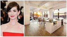 Anne Hathaway Apartment - Celebrity Homes For Sale - ELLE DECOR