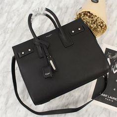 Buy Copy YSL Bag Now.You will receive the same replica handbag as shown.Our Replica YSL bag will never let you down. Ysl Handbags, Handbags Michael Kors, Luxury Handbags, Black Handbags, Louis Vuitton Handbags, Purses And Handbags, Designer Handbags, Burberry, Gucci