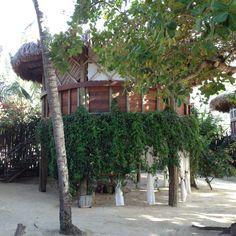 Bangalô sobre palafitas, Jericoacora -CE
